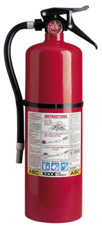 Multi-Purpose Dry Chemical Fire Extinguisher